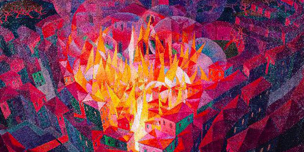 Destra Brenta - associazione culturale - Bassano del Grappa - Incendiario