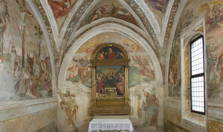 Destra Brenta - associazione culturale - Bassano del Grappa - Cartigliano e la Cappella del Rosario di Jacopo e Francesco da Ponte